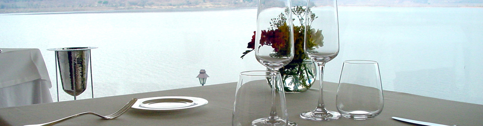 Non troverete posto migliore per una cena romantica.