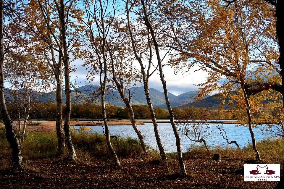 Febbraio sul Lago di Vico