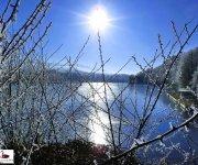 Febbraio al Lago di Vico
