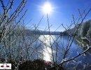 Gennaio al Lago di Vico